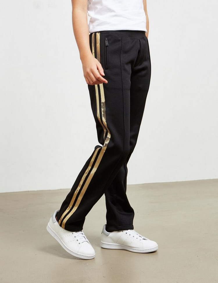 Dsquared2 Sequin Zip Track Pants