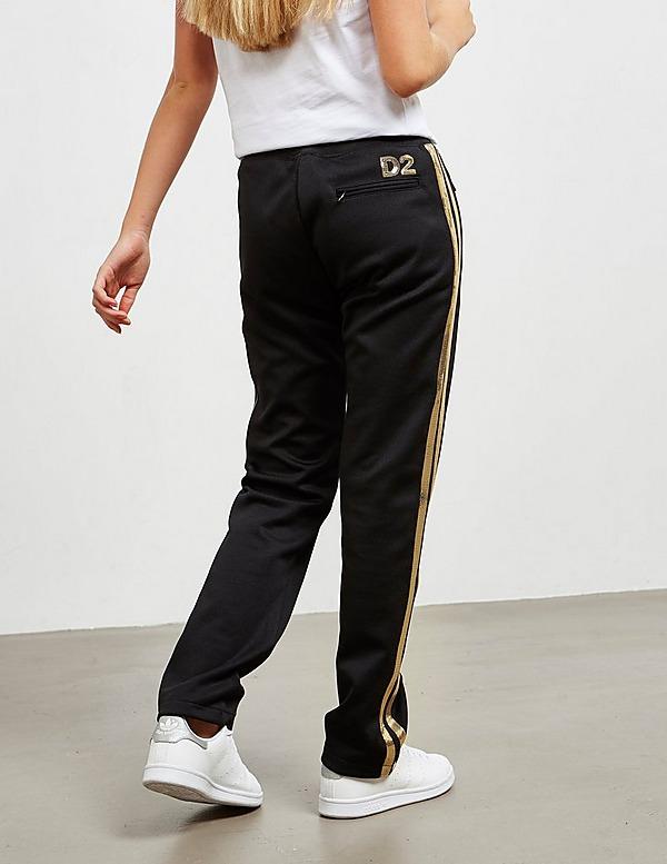 Dsquared2 Sequin Zip Track Pants