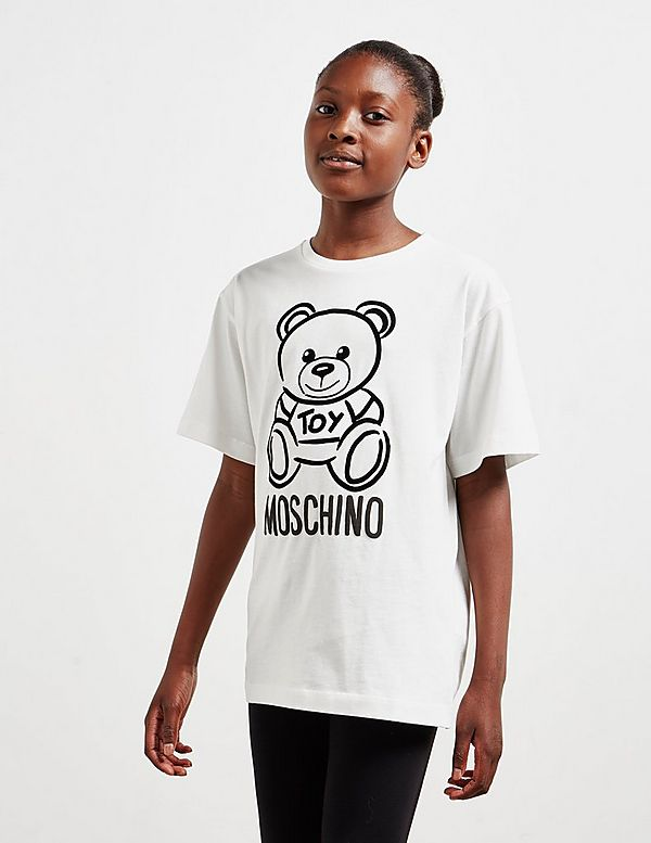 Moschino Toy Bear Short Sleeve T-Shirt