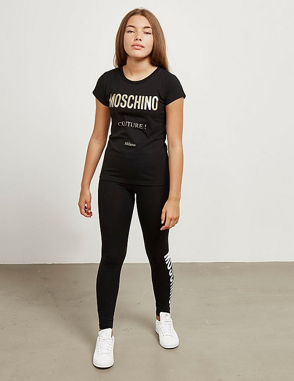 Moschino Couture Short Sleeve T-Shirt