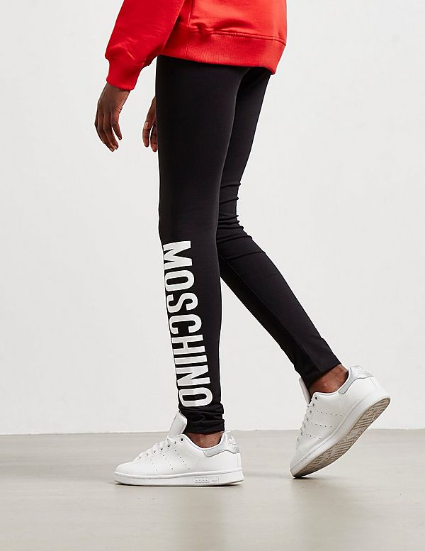 Moschino Logo Leggings