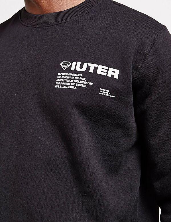 IUTER Barcode Sweatshirt