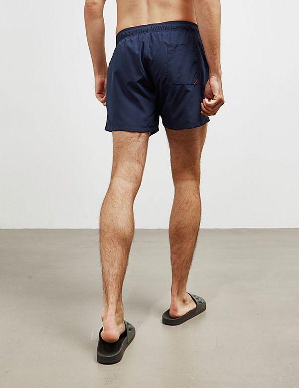 HUGO Saba Logo Swim Shorts