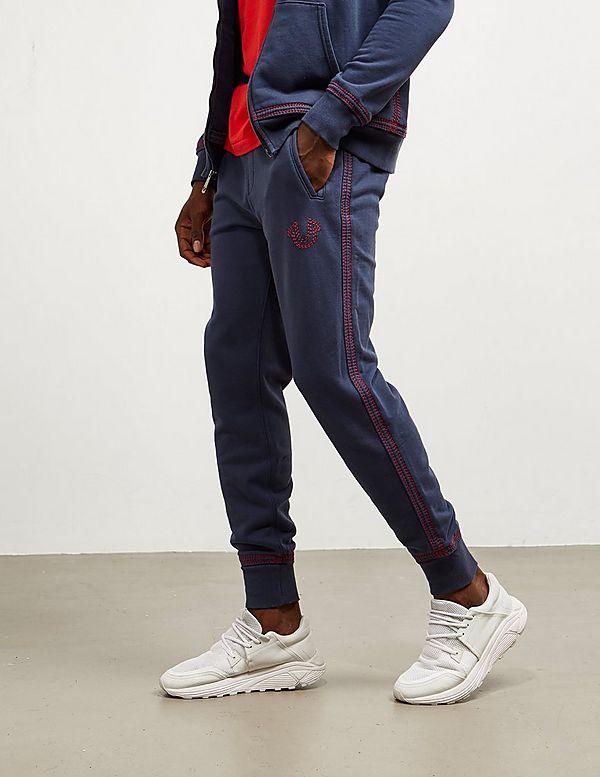 True Religion Stitch Track Pants