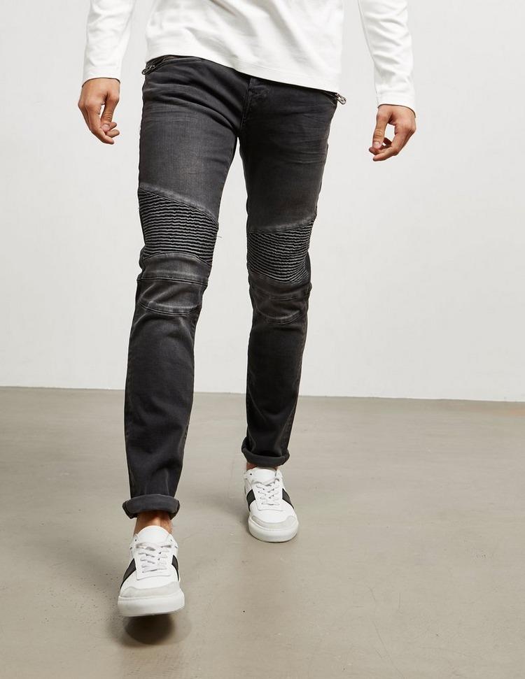 True Religion Rocco Z Biker Jeans