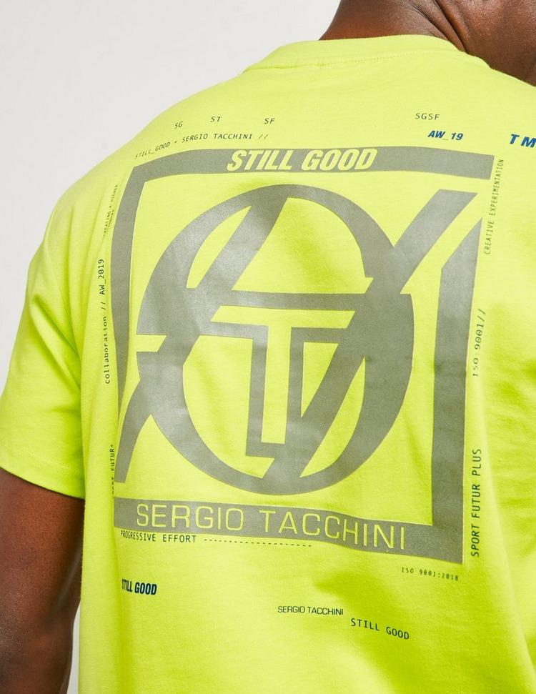 Still Good x Sergio Tacchini Short Sleeve T-Shirt