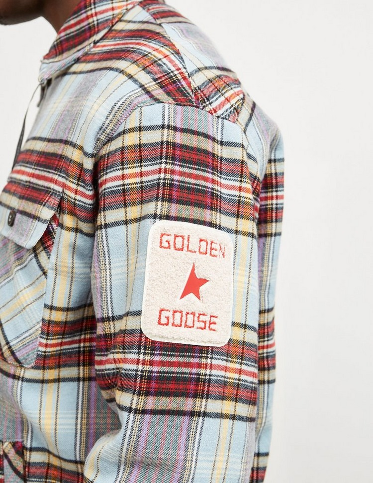 Golden Goose Deluxe Brand Isamu Long Sleeve Shirt
