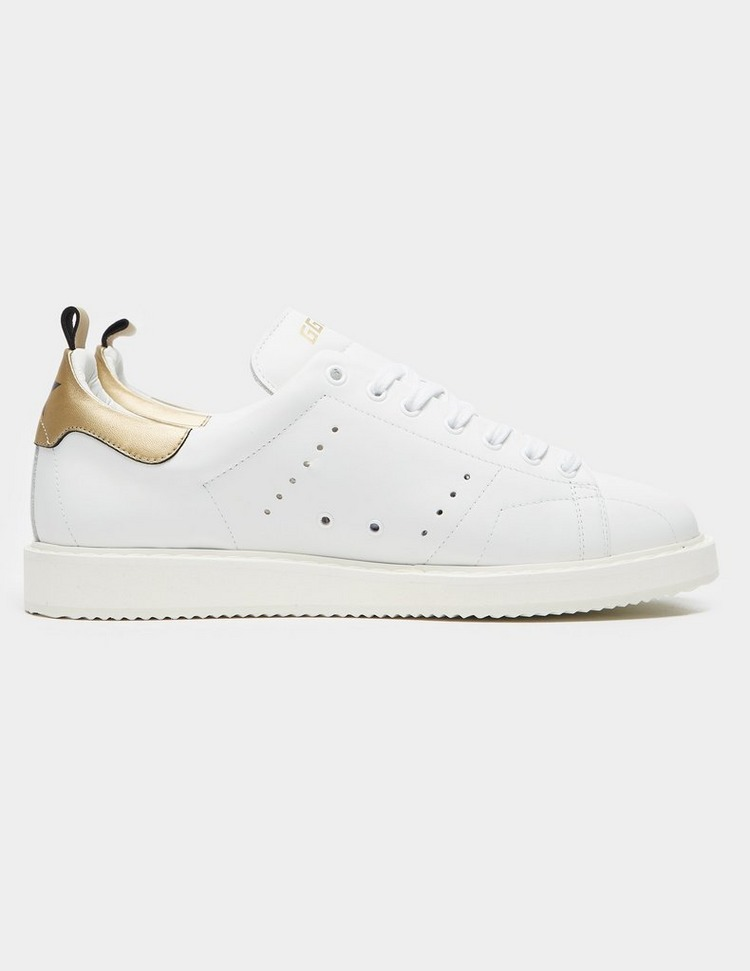 Golden Goose Deluxe Brand Perforated Trainers