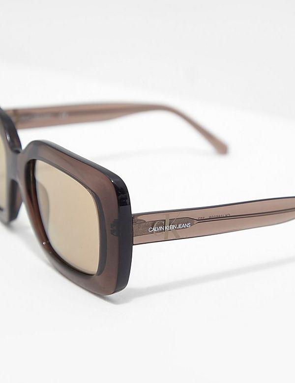 Calvin Klein Jeans Oversized Sunglasses