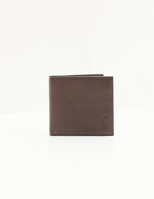 Polo Ralph Lauren Embossed Logo Wallet