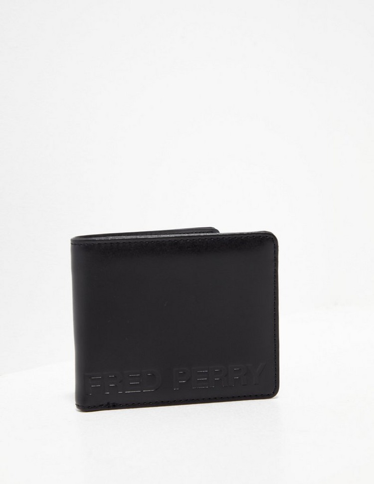 Fred Perry Emblem Logo Wallet