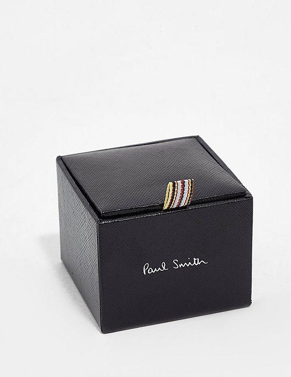 PS Paul Smith Zebra Cufflinks