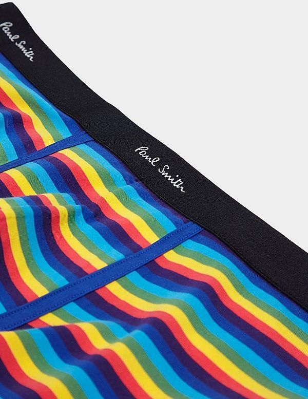 PS Paul Smith Rainbow Stripe Trunks