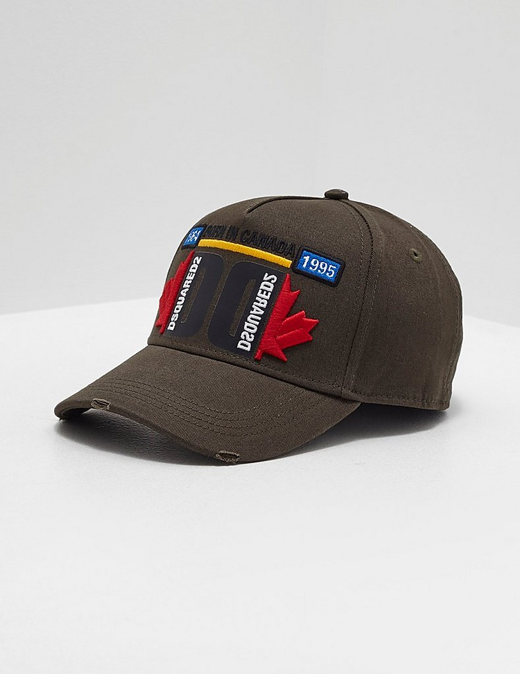 Dsquared2 Split Maple Cap