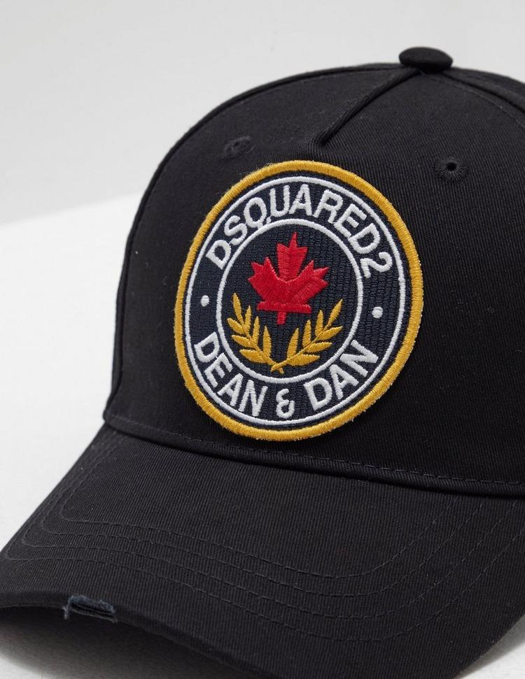 Dsquared2 Maple Dean & Dan Cap