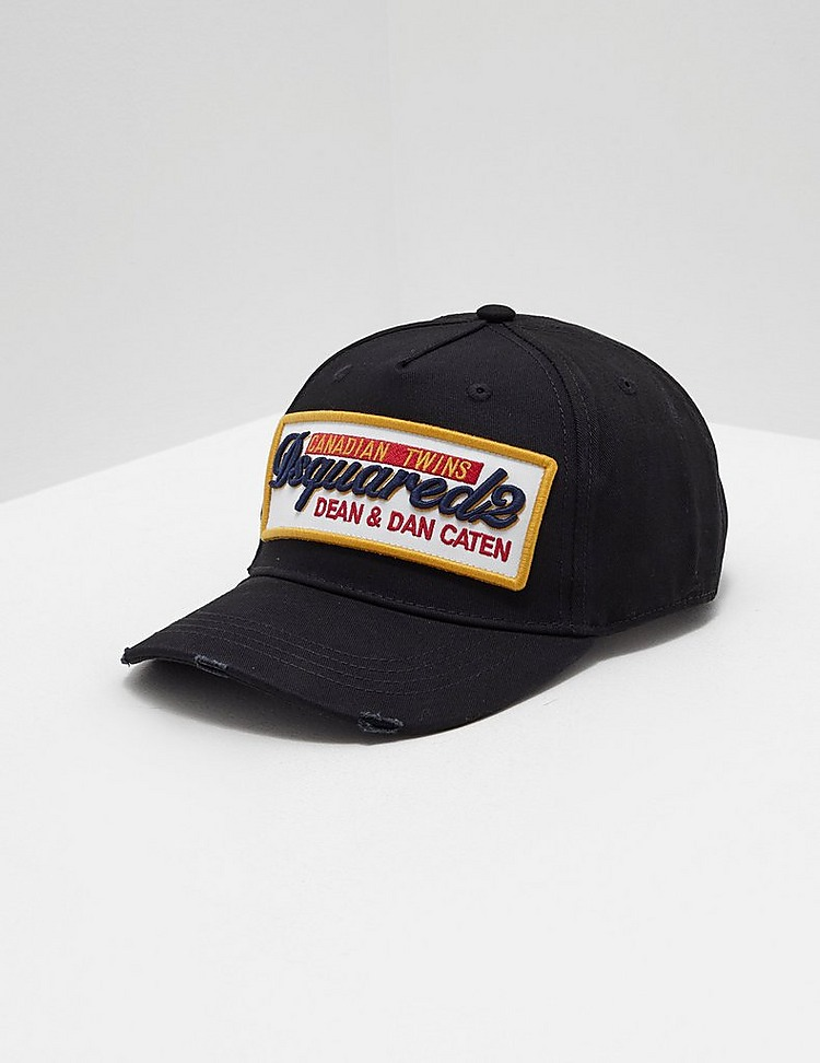 Dsquared2 Italic Patch Cap