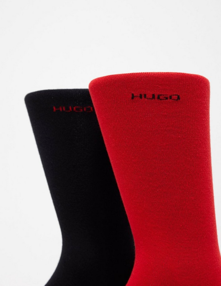 HUGO 2 Pack Socks