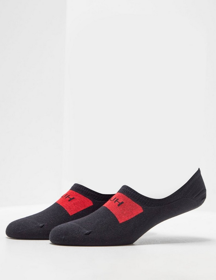 HUGO Square Logo Ankle Socks