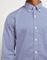 Michael Kors All Over Arrow Long Sleeve Shirt