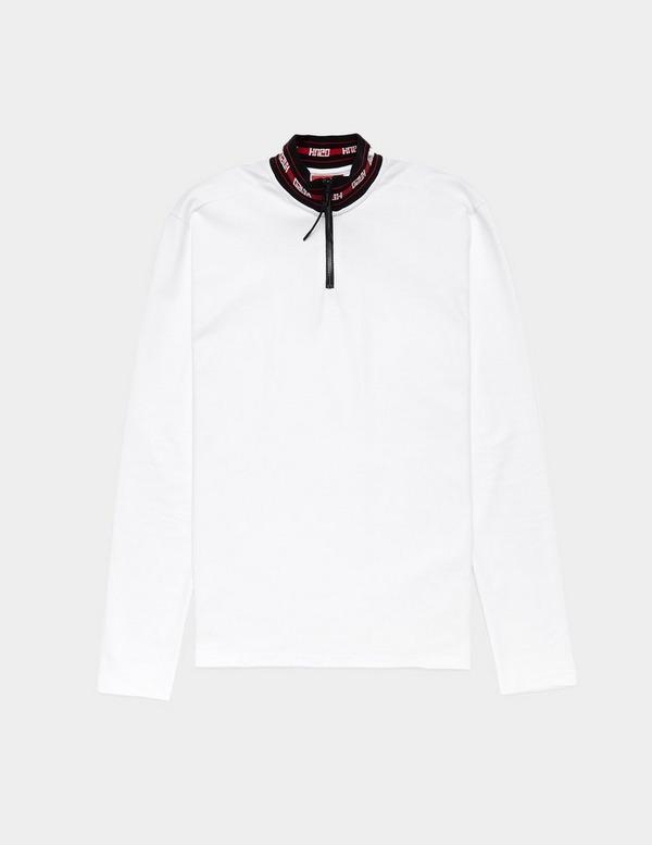 HUGO Doder Quarter Zip Sweatshirt