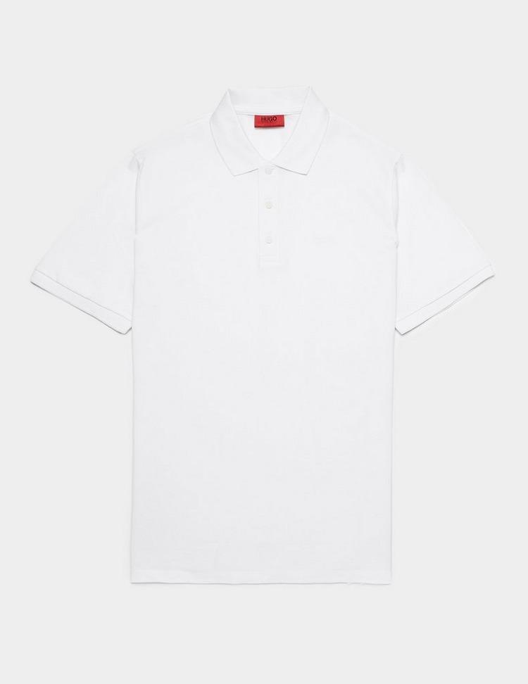 HUGO Donos Short Sleeve Polo Shirt