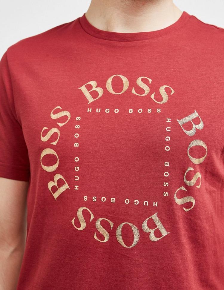 BOSS Circle Short Sleeve T-Shirt