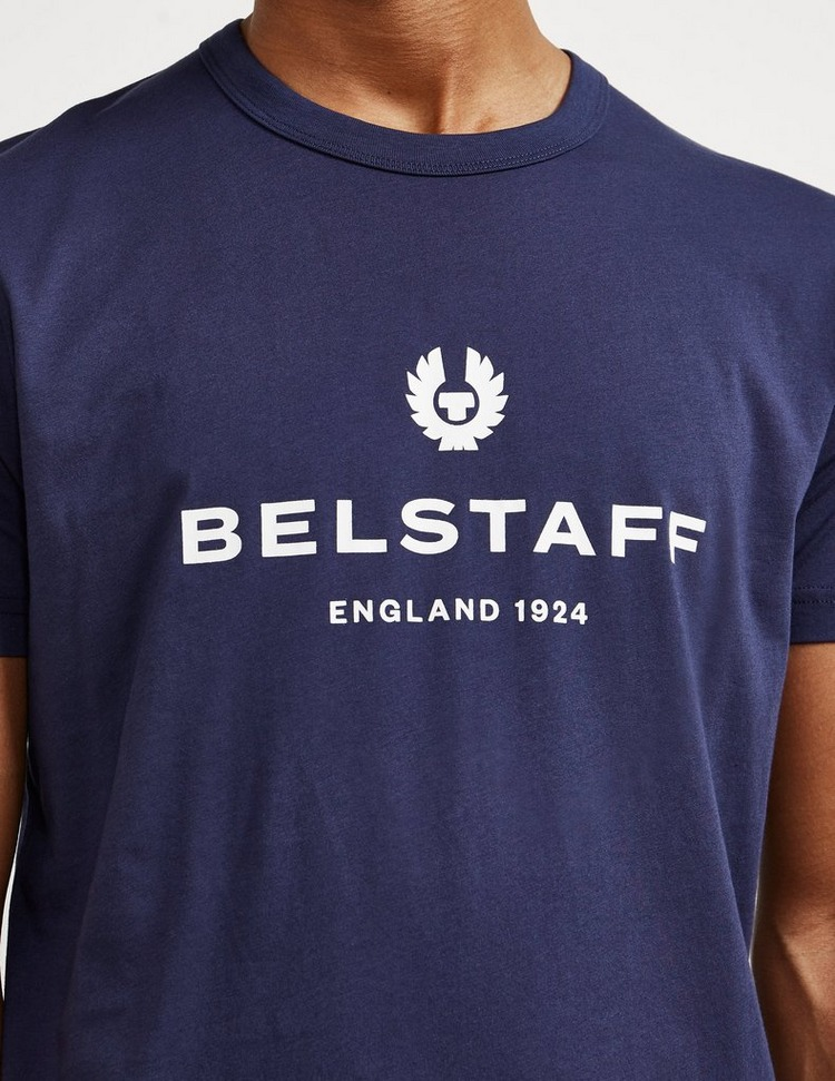 Belstaff 1924 Logo Short Sleeve T-Shirt