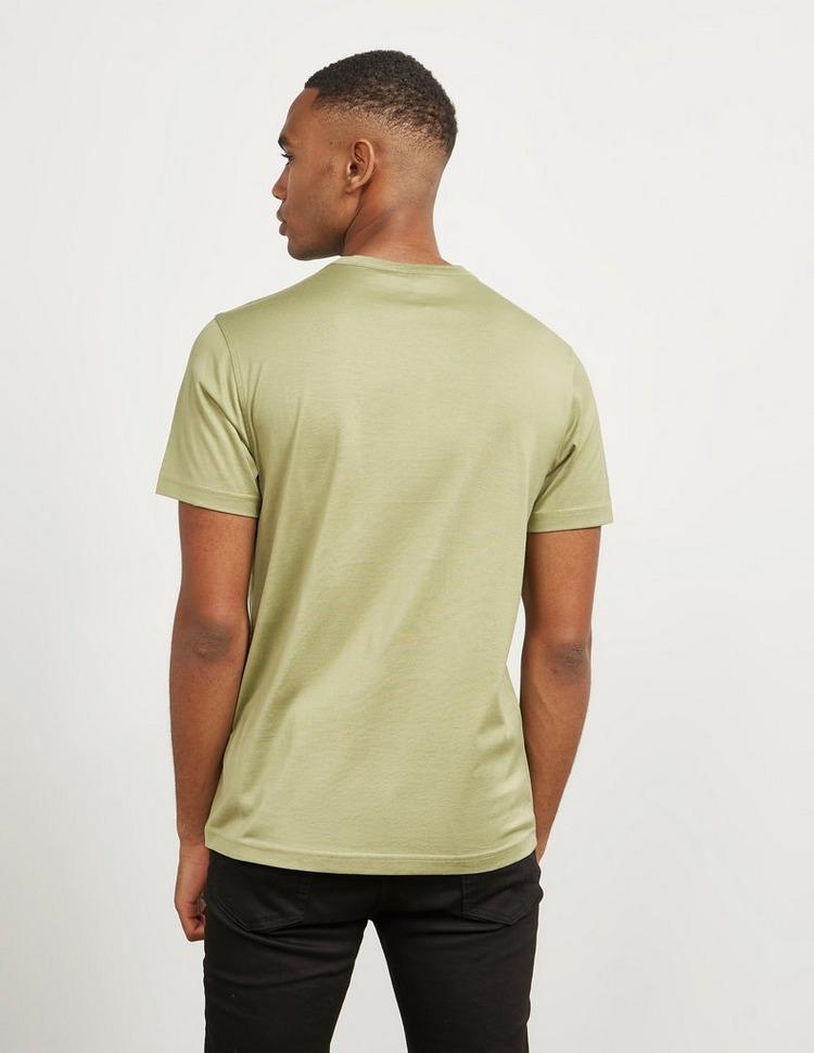 Belstaff Embroidered Short Sleeve T-Shirt