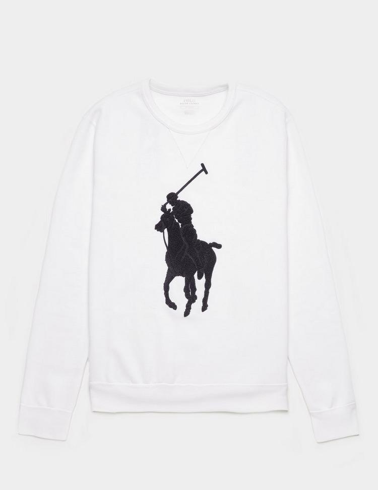 Polo Ralph Lauren Large Polo Player Crew Sweatshirt