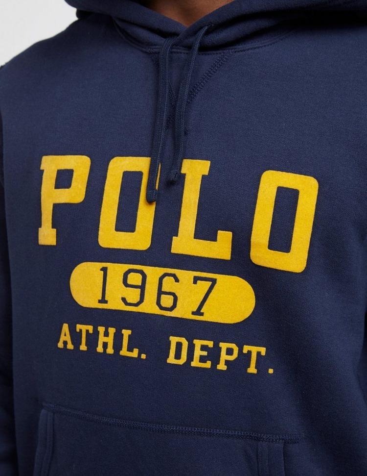 Polo Ralph Lauren Vintage Fleece Overhead Hoodie