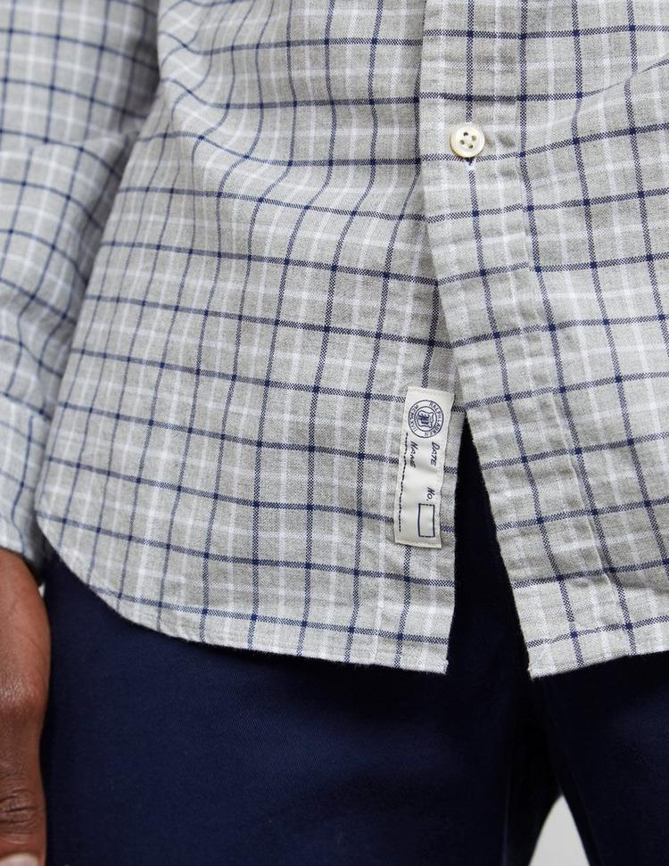 Polo Ralph Lauren Check Long Sleeve Oxford Shirt