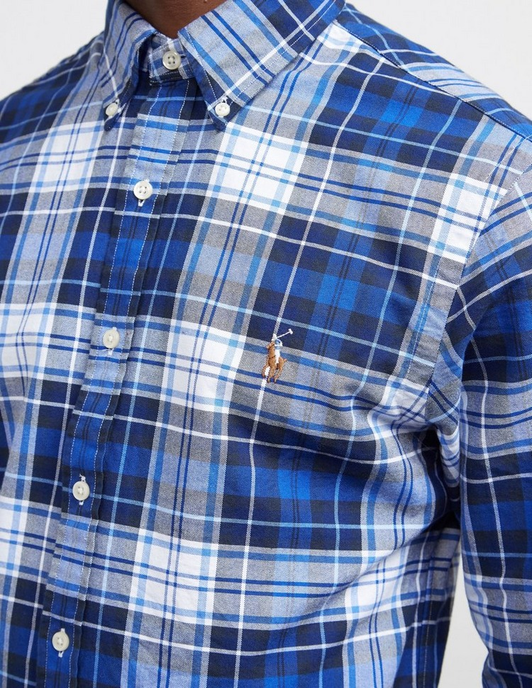 Polo Ralph Lauren Tartan Long Sleeve Shirt