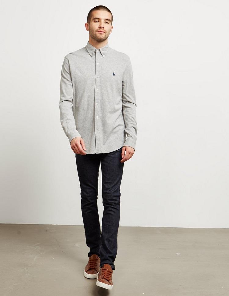 Polo Ralph Lauren Mesh Long Sleeve Shirt