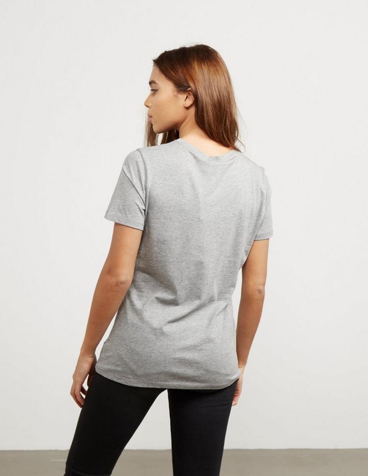 BOSS Shiny Logo Short Sleeve T-Shirt