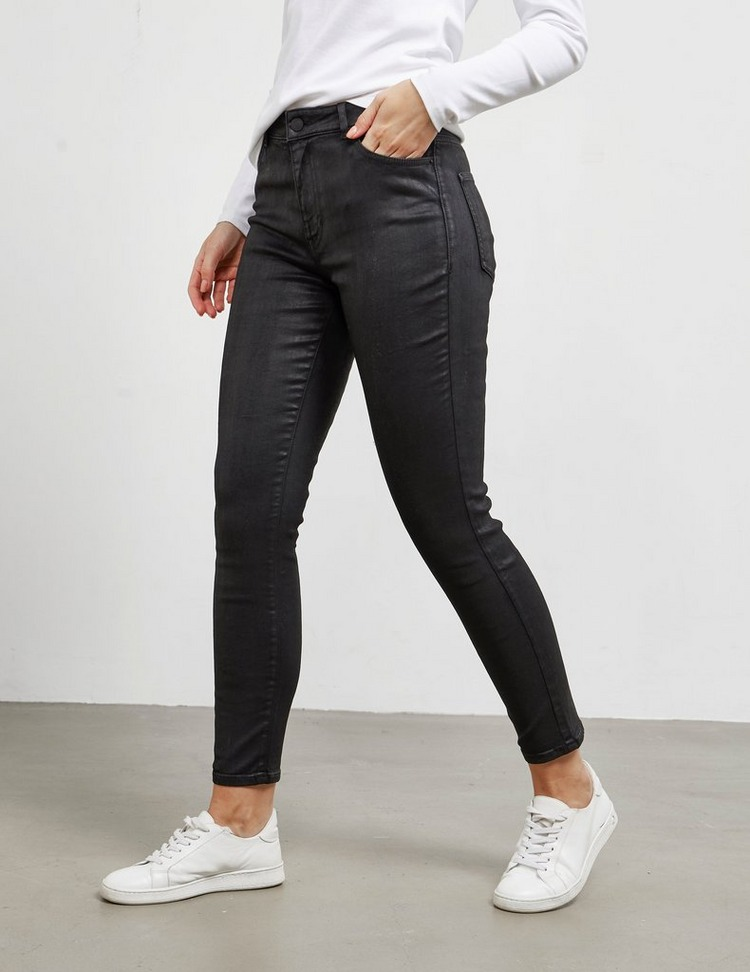 BOSS Coated Jeans
