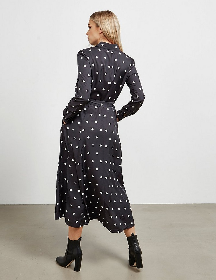 BOSS Polka Dot Dress