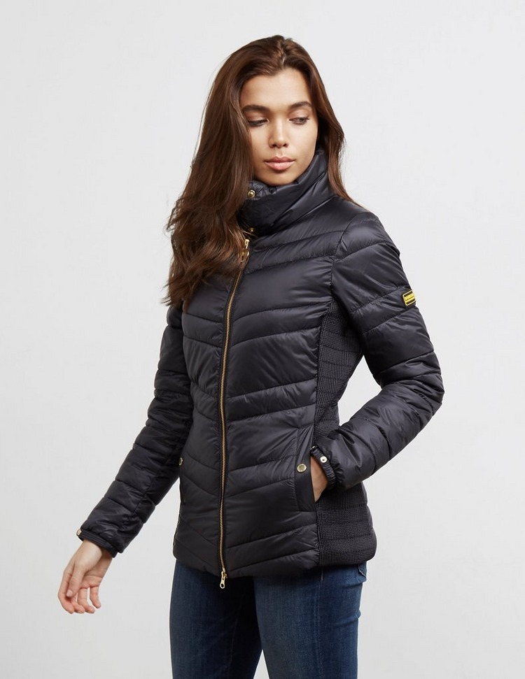 Barbour International Rally Quilted Padded Jacket