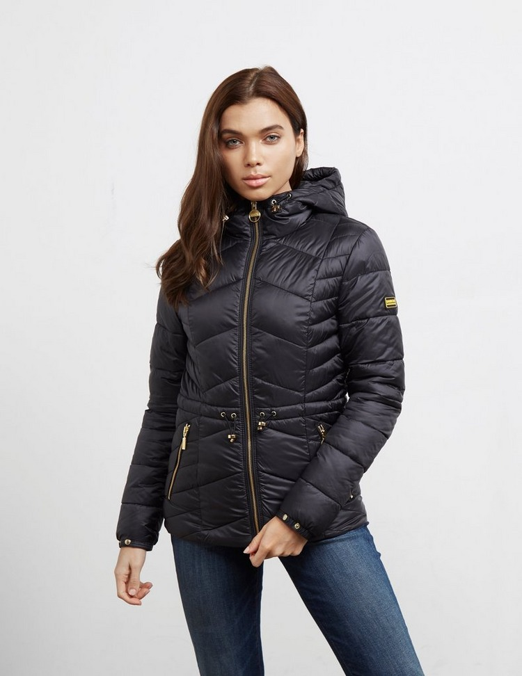 Barbour International Ace Quilted Padded Jacket