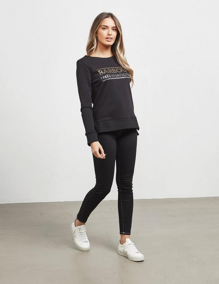 Barbour International Relay Crew Sweatshirt