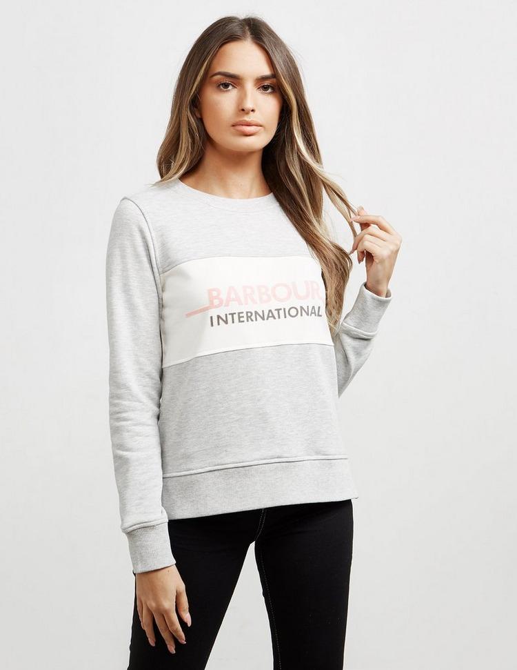 Barbour International Shuttle Crew Sweatshirt