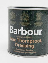Barbour International Wax Thornproof Dressing