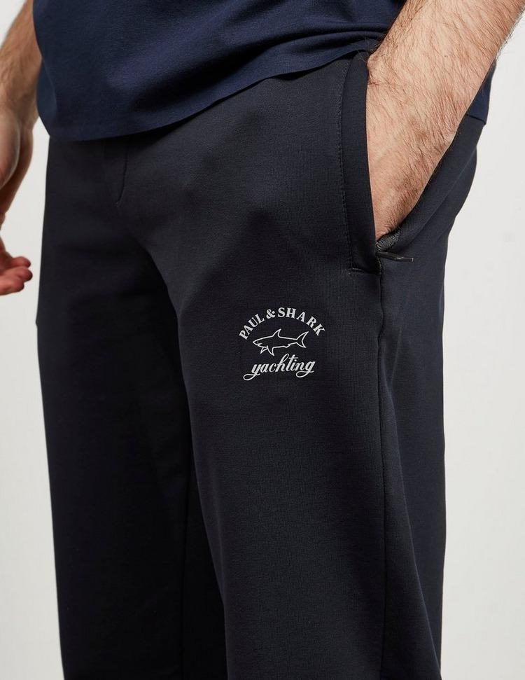 Paul and Shark Reflective Logo Track Pants