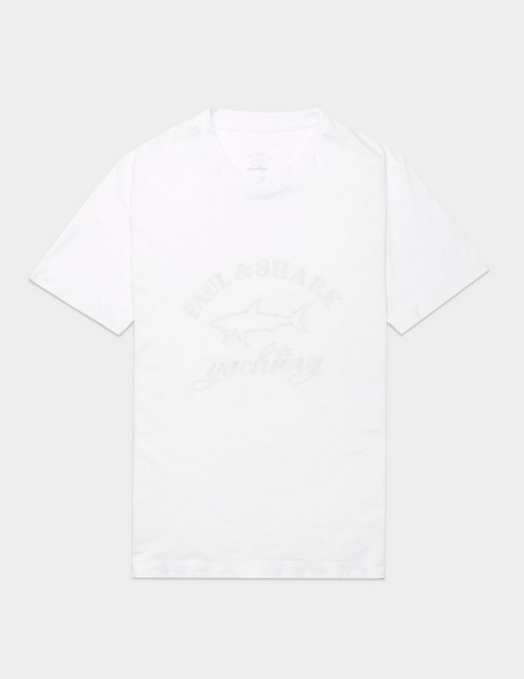 Paul and Shark Reflective Core Short Sleeve T-Shirt
