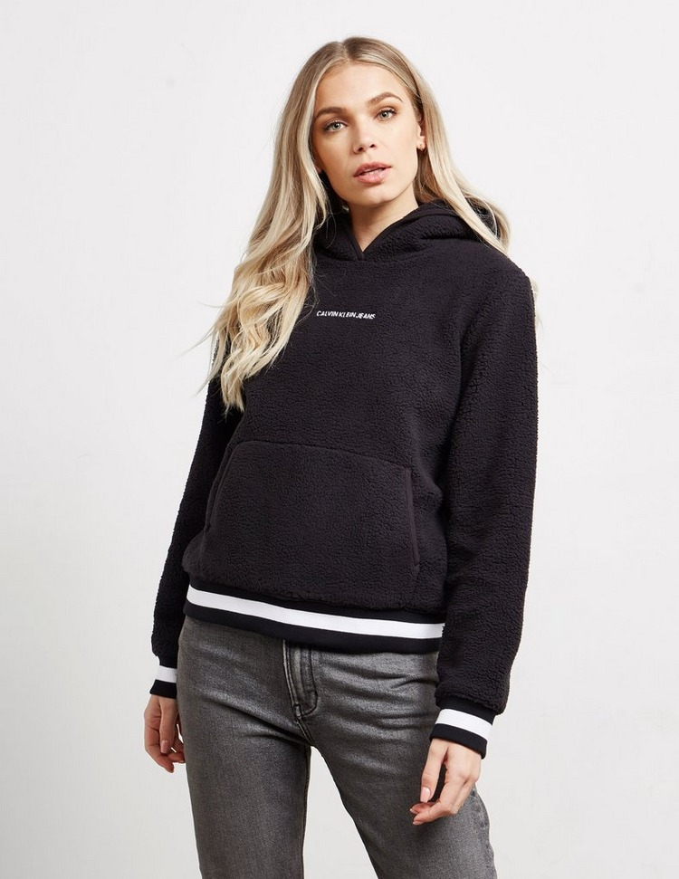 Calvin Klein Jeans Teddy Logo Hoodie