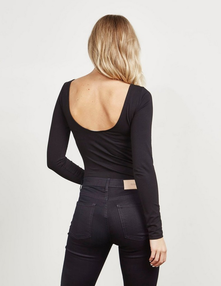 Calvin Klein Jeans Mirror Logo Bodysuit
