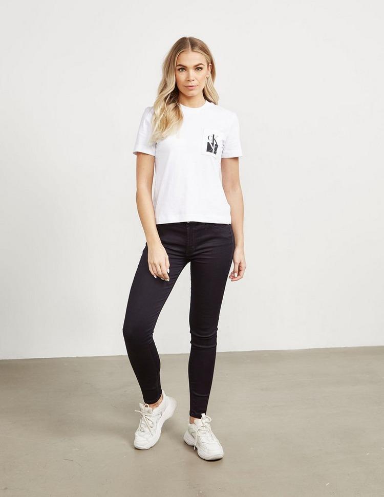 Calvin Klein Jeans Mirror Pocket Short Sleeve T-Shirt
