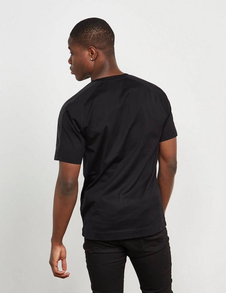 Z Zegna Polyester Tech Short Sleeve T-Shirt