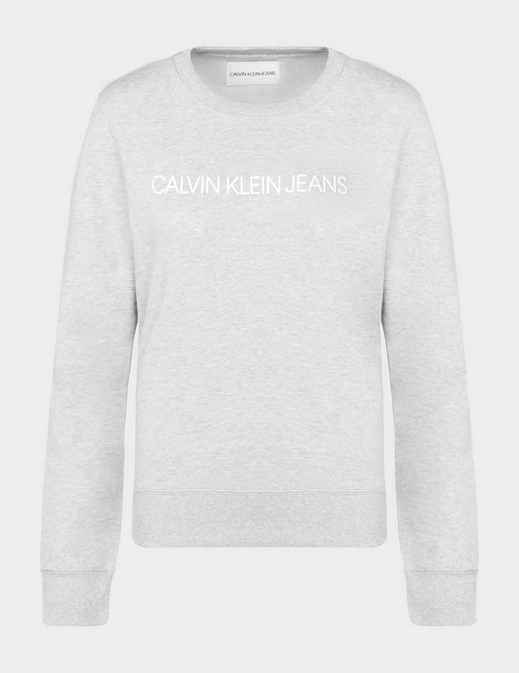 Calvin Klein Jeans Institutional Crew Sweatshirt