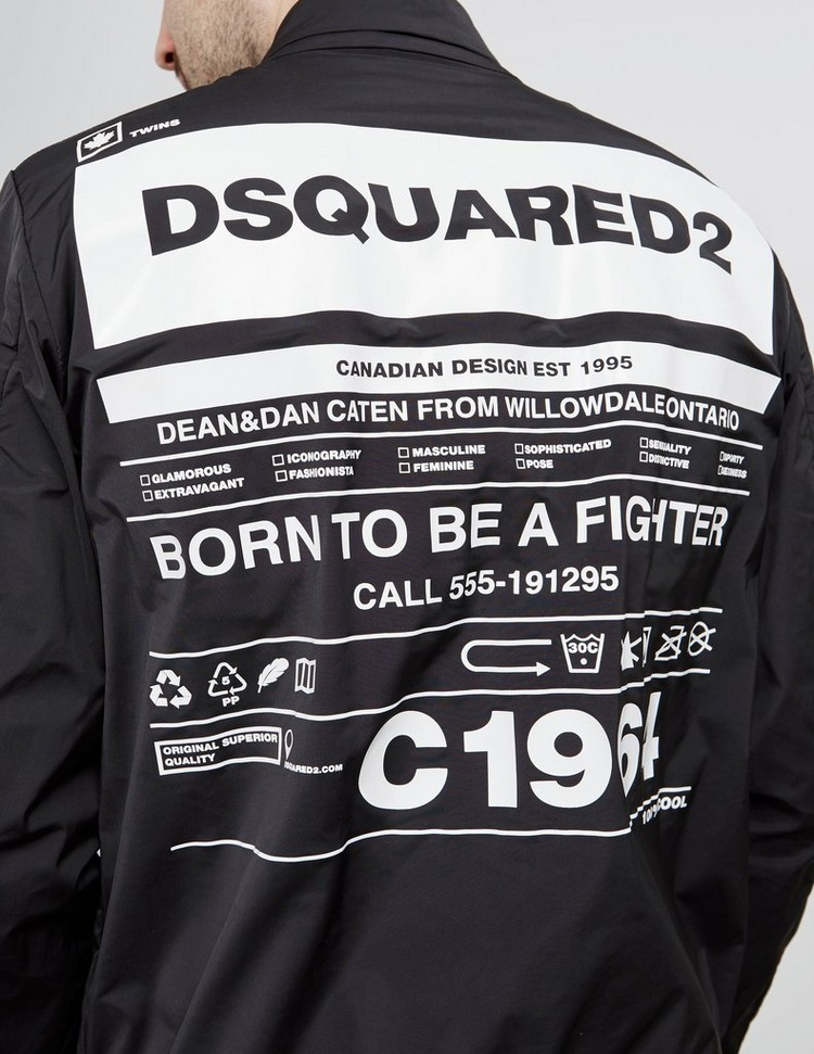 Dsquared2 Care Label Jacket