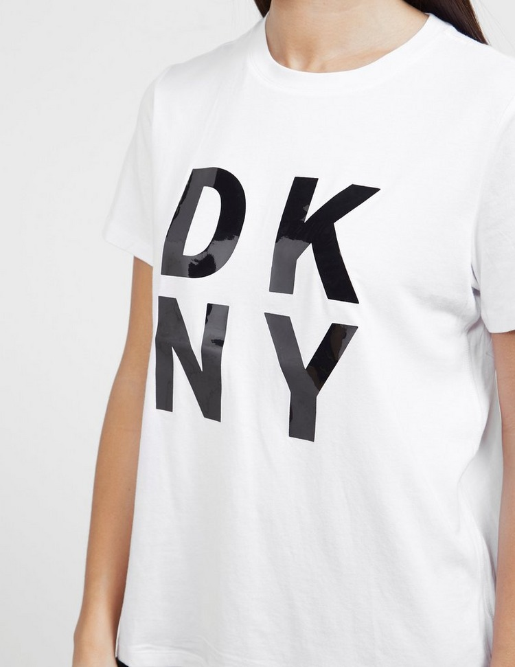 DKNY Sport Logo Short Sleeve T-Shirt